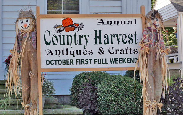 Country Harvest of Antiques and Crafts