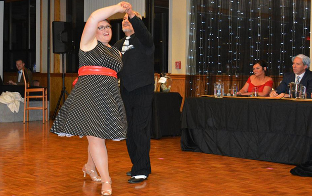 Ottawa County Stars Dance for CASA