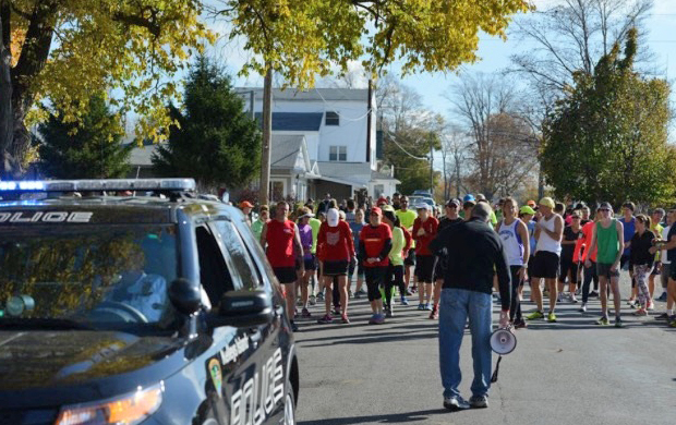 The Police Chase/Kelleys Island 6th Annual Half Marathon & 5K