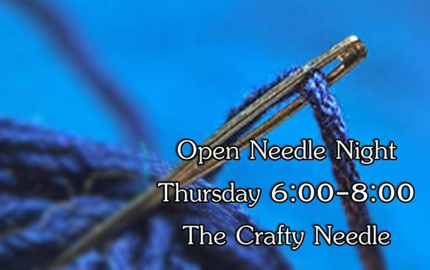 Open Needle Night