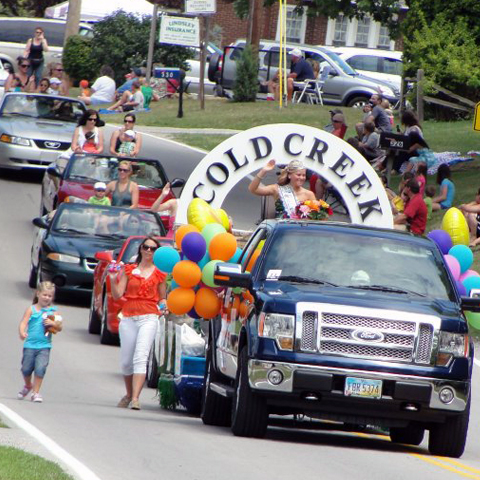 Castalia Cold Creek Celebration