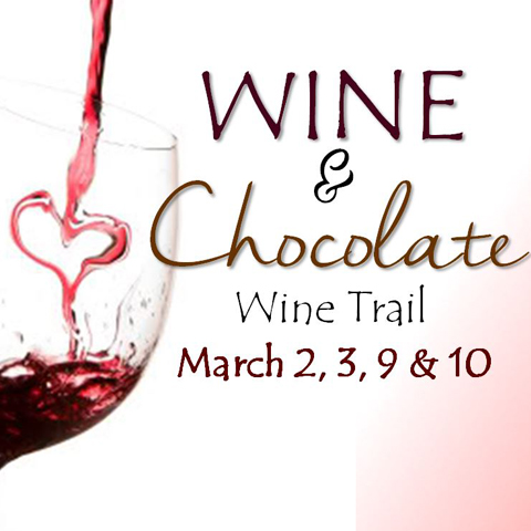 Chocolate & Wine Trail