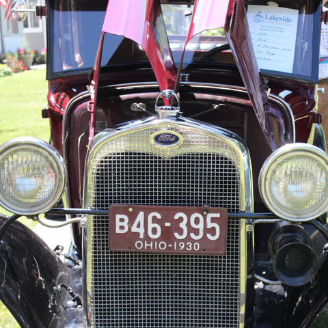 Lakeside Collector Car Show
