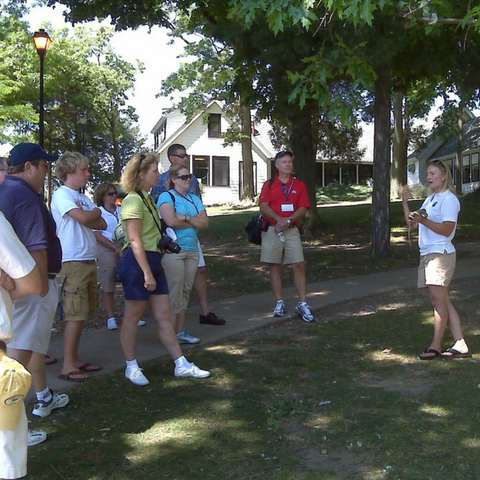 Gibraltar Island Science & History Tour