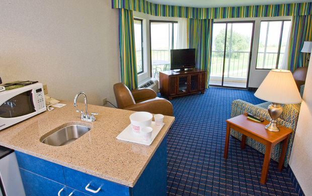 Cedar Point's Sandcastle Suites
