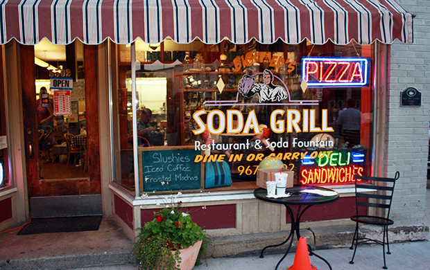 Big Ed's Soda Grill