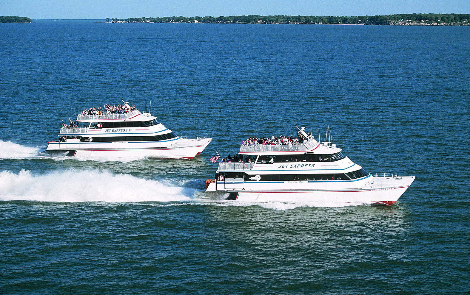 Jet Express-Put-in-Bay