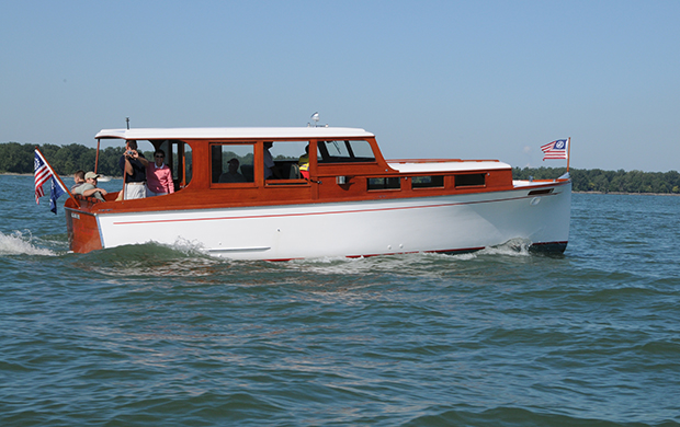 Lakeside Chautauqua Wooden Boat Excursions & Charters