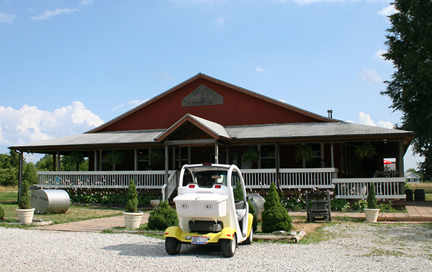 The Kelley's Island Wine Co.
