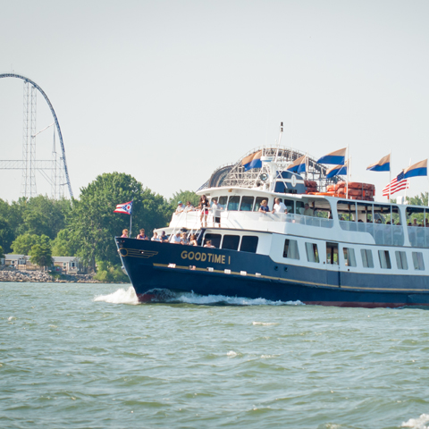Goodtime Lake Erie Island Cruises-Sandusky