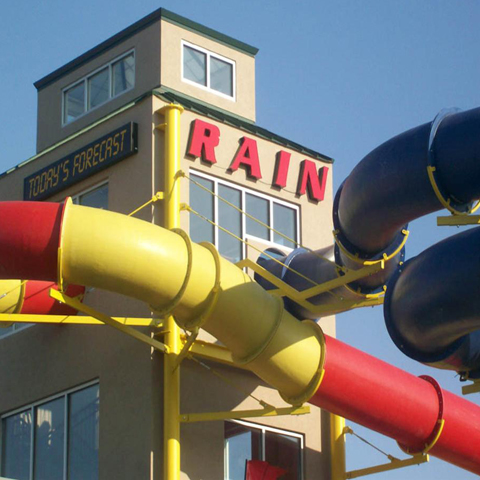 Quality Inn & Suites/Rain Water Park
