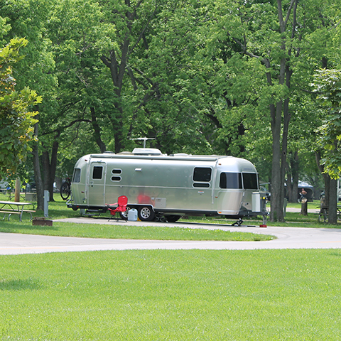 East Harbor State Park Campground