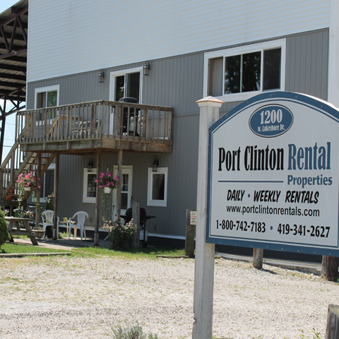 Port Clinton Rentals