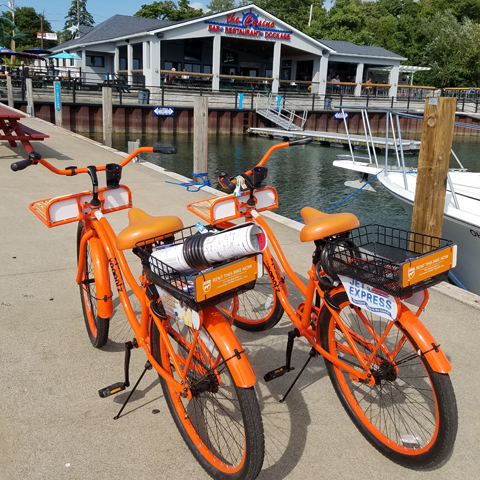 Vogontz Bike Share